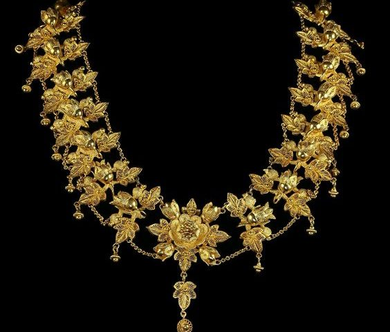 Bijuterii de aur modele vechi