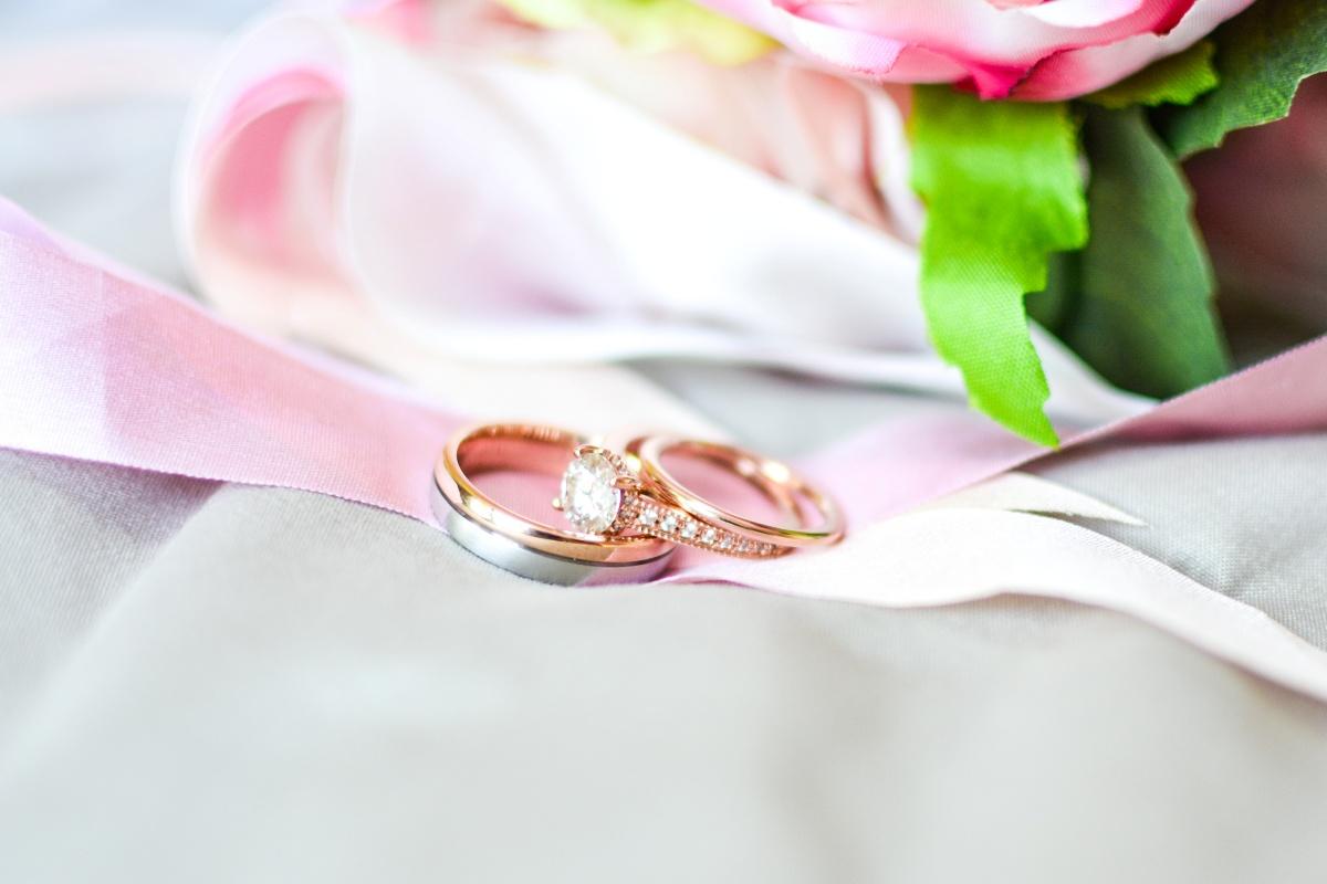 inele de aur nunta