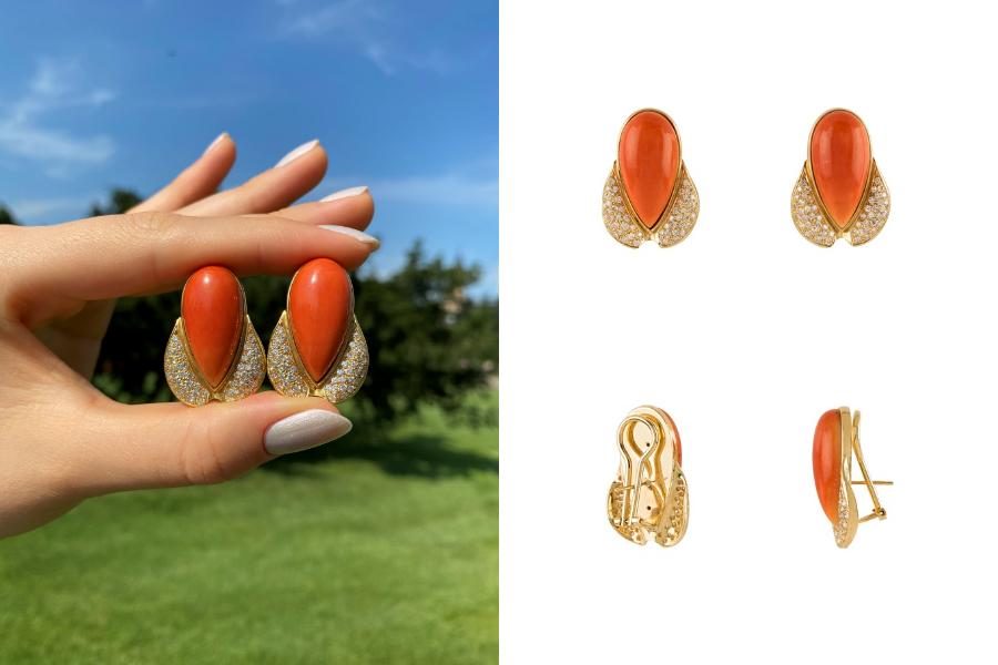 bijuterii din coral