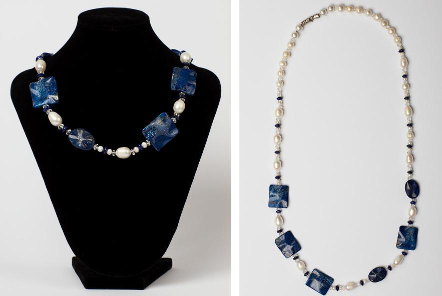 bijuterii cu lapis lazuli